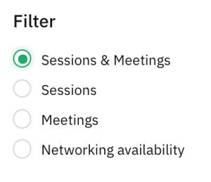 schedule filter brella